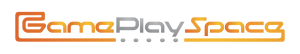 GamePlay Space english logo transparent