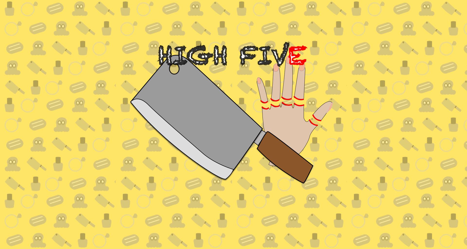 pgi6- High Five
