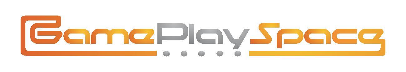 GamePlay Space english logo transparent