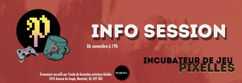 Info Session Banner